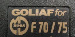 Катушка Голиаф для Fisher F70/F75