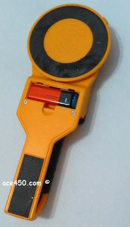 Искатель проводки и металла topex 94w120