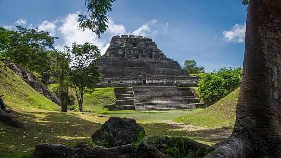 Археологи обнаружили гробницу правителя майя