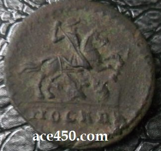 Копейка 1729 года
