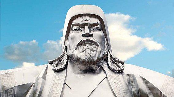 Чингисхан - основатель и первый великий хан Монгольской империи