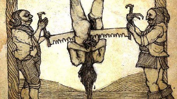 Зверские пытки во времена правления Чингисхана