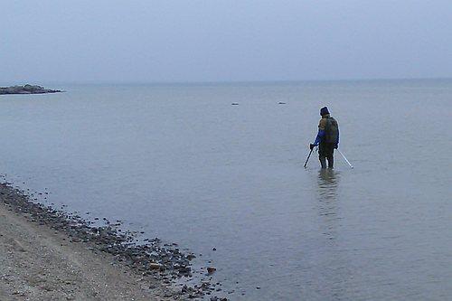 Пляжный поиск в Геническе и на Арабатской стрелке