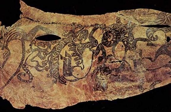 На теле египетской мумии нашли самый старые татуировки на Земле