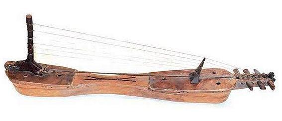 В России соберут скифскую арфу по образцу древней находки