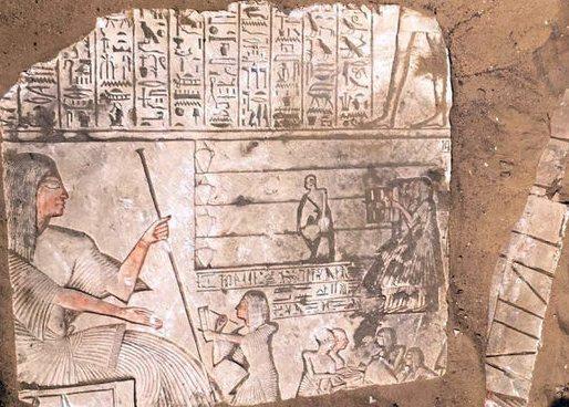 Археологическая миссия Каирского университета обнаружила могилу полководца Великой армии эпохи фараона Рамзеса II.