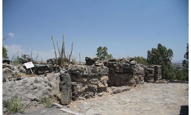 Археологи нашли в Израиле «библейские» крепостные стены
