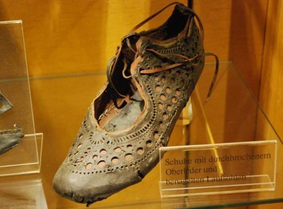 Обувь времен Римской Империи