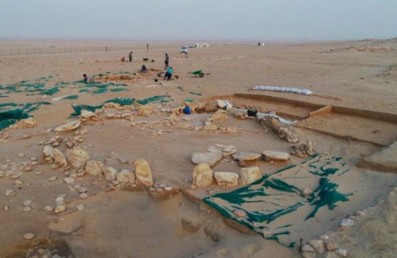 Поляки нашли самый древний храм Персидского залива в Ираке