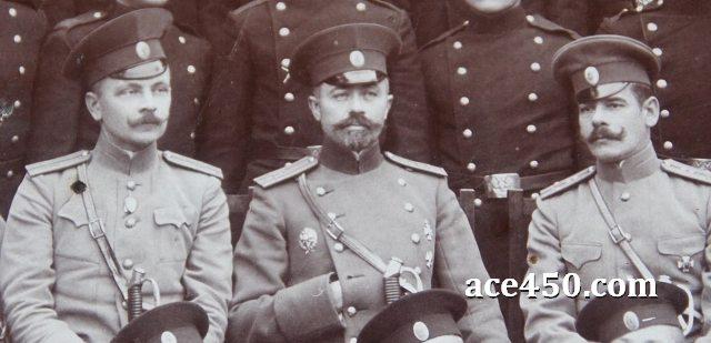 Господа-офицеры императорской армии и отцы-командиры