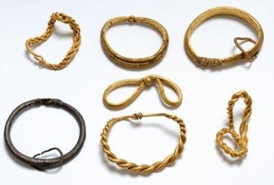 В Дании археологи нашли самую большую коллекцию золота викингов