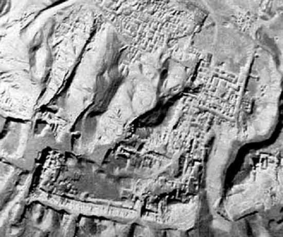Остатки древних городов на Луне - поразительное открытие с китайского спутника