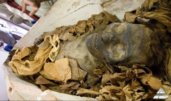 В Египте нашли гробницу ювелира и его жены