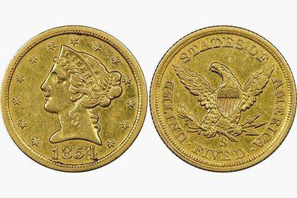 Монета стоимостью в один миллион долларов