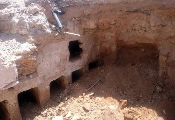 В Египте нашли гробницы времен Клеопатры