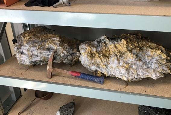 Камни с вкраплениями золота на миллионы долларов найдены в Австралии